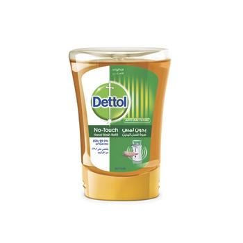 Dettol No Touch Hand Wash Refill Soap Original 250ml