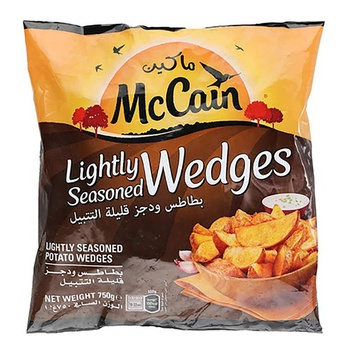 Mccain Super Wedge 750g