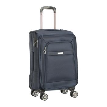 Voyager Trolley Bag  Blue - 20 inch