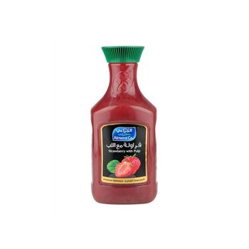 Almarai Juice Strawberry 1.5 ltr