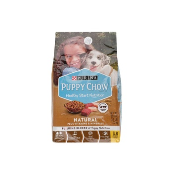 Puppy Chow Natural 3.8kg