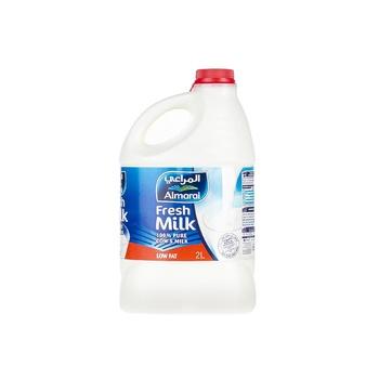 Almarai fresh low fat milk 2l