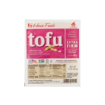 House Hinoichi Tofu Extra Firm 12 Oz