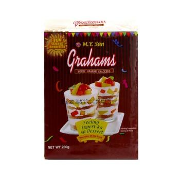 My San Graham Honey Crackers 200g