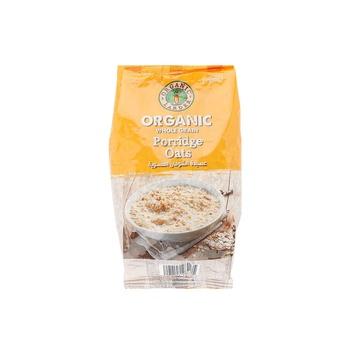 Organic Larder Organic Porridge Oats 500G