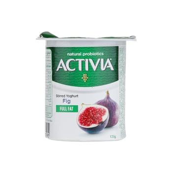Activia Yoghurt Fig 120g