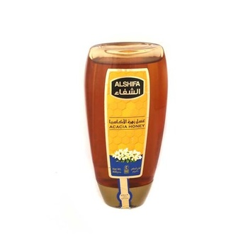 Al Shifa Natural Honey Squeezy 400g