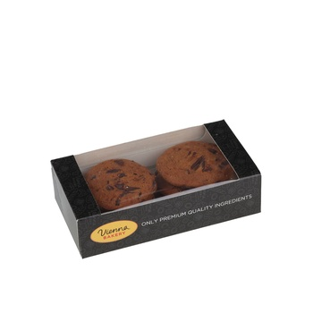 Vienna Bakery Chocolate Chunk Cookies 6 Pieces