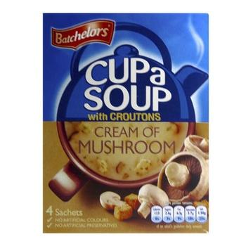 Batchelors Cream Of Mushroom With Croutons 99g