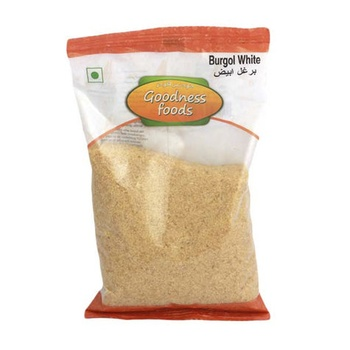 Goodness Foods Burgol White 500g