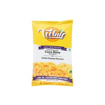 Tee Bites Corn Bites Chili & Cheese 50g