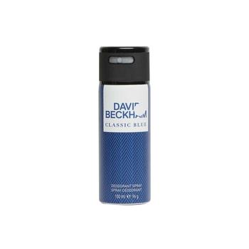 David Beckham Classic Blue Deo Spray Men 150ml