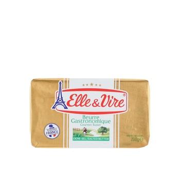 Elle&Vire Salted Butter 82% 200 G