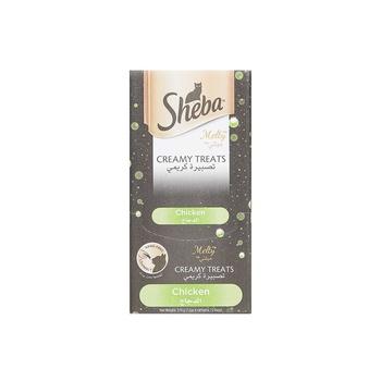 Sheba Melty Chicken Flavor 48g