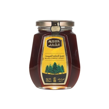 Al Shifa Honey Black Forest 500g
