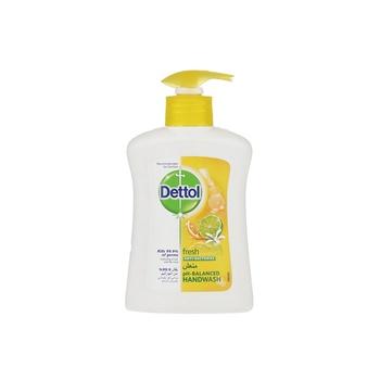 Dettol Liquid Hand Wash Soap Fresh 200ml