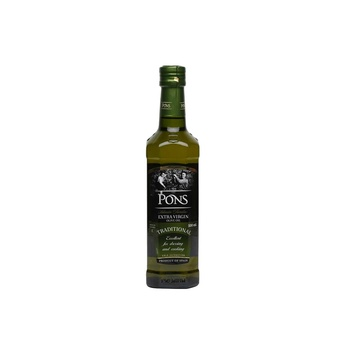 Pons Extra Virgin Olive Oil Traditional 500ml + 250ml
