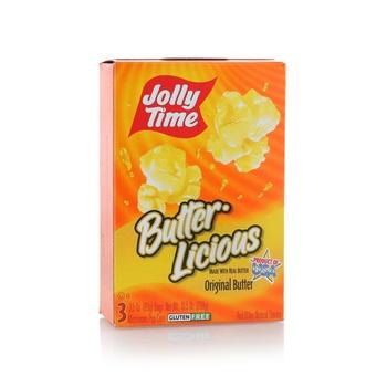 Jolly Time Butter Licious Pop Corn 298g
