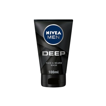 Nivea Men Deep Face Wash 100ml