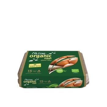 Orvital Organic Eggs 15s