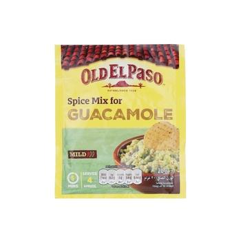 Old El Paso Guacam Spce Mix 20g