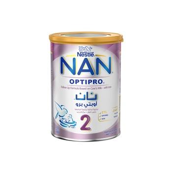 Nestle Nan 2 Optipro Follow up Formula Milk 400g