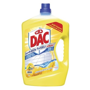 DAC Disinfectant Plus - Lemon 3 ltr