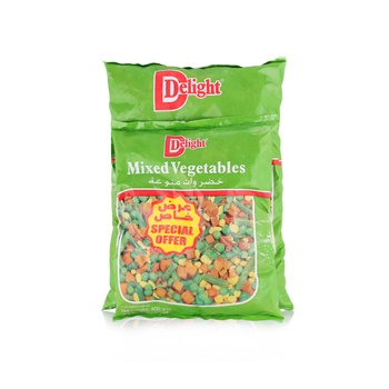 Delight Mixed Vegetables 800 gm + 400g