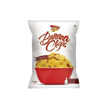 Kamlesh Yellow Banana Chips 180g
