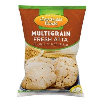 Goodness Foods Multigrain Atta 2kg