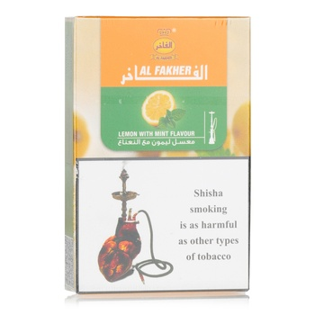 Al Fakher Lemon With Mint 50g