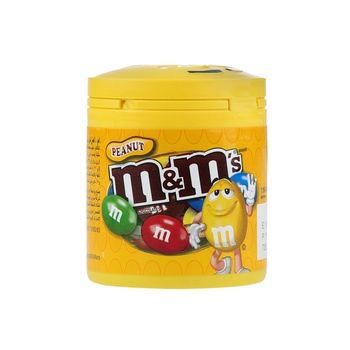 M&M'S Peanut Canister 100G