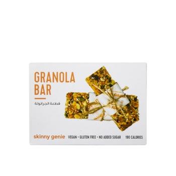 Skinny Genie Vegan Gluten Free Healthy Granola Bar 45g