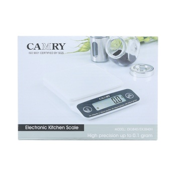Camry Kitchen Scale