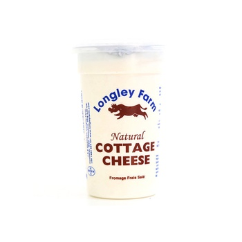 Longley Farm Cottage Cheese Natural 250g