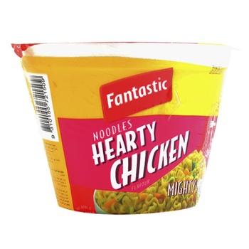Fantastic Bowl Noodles Chicken 105g