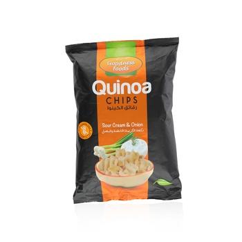 Goodness Foods Quinoa Sour Cream & Onion 75g