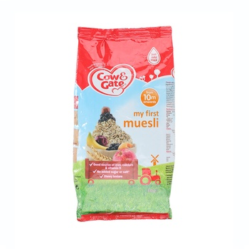 Cow & Gate Baby My First Muesli 250g