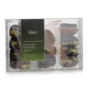 Jomara Dates With Pistachio 200g