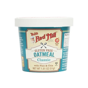 Bobs Red Mill Oatmeal Cup Classic 51g