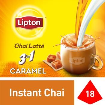 Lipton Chai Latte Caramel Evo 18x25.8g