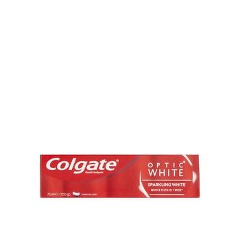 Colgate Toothpaste Optic White 75ml