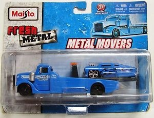 Maisto Die cast Metal Movers