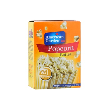 Americana Garden Popcorn Butter 297g