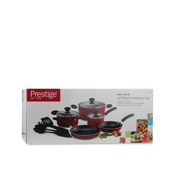 Prestige Cookware Set 12 pcs