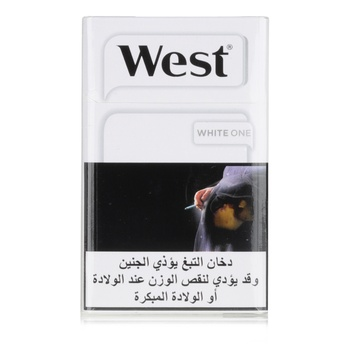 West Cigarettes White One 20s