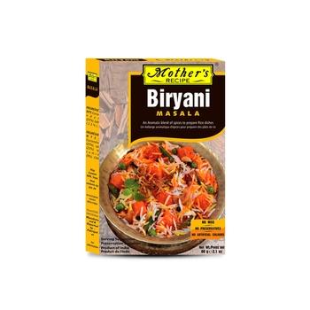 Mothers Recipe Rajasthani  Biryani Masala 60g