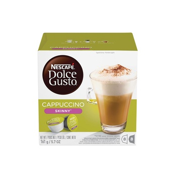 Nescafe Dolce Gusto Skinny Cappuccino Coffee 61.6g