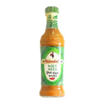 Nandos Sauce Peri Peri Wild Herbs 250ml