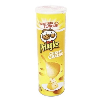 Pringles Chips Cheese 165g